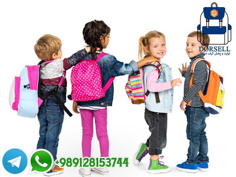 کیف مدرسه دخترانه دیجی کالا  1
